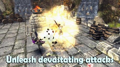 Reign of Amira™: TLK Screenshot 8