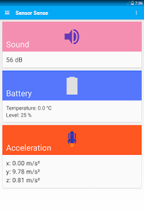Sensor Sense Screenshot 10