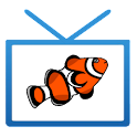 Aquarium for Google TV logo