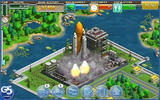 Screenshot of Virtual City®