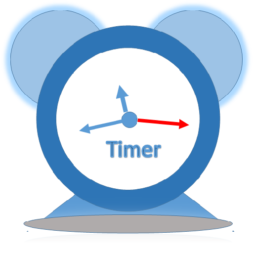 The EXAM Timer (GMAT/GRE/CAT) LOGO-APP點子