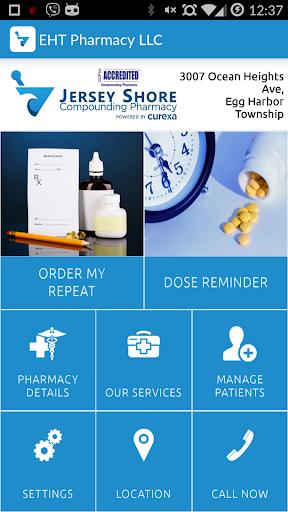 Jersey Shore Pharmacy EHT