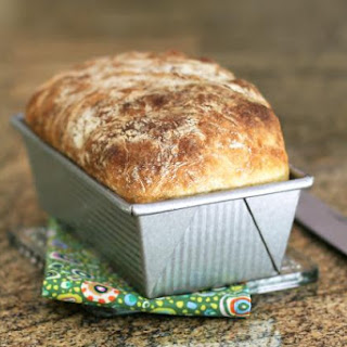 How to Make No-Knead Loaf Bread
