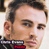 Chris Captain america Puzzle