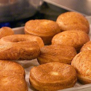 Homemade Halloween Doughnuts