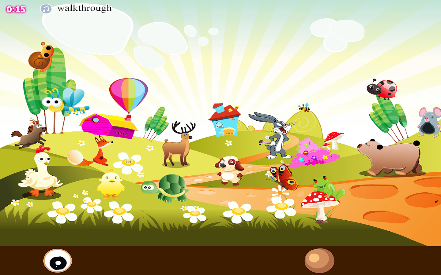 Cartone animato animale fuga app android su google play