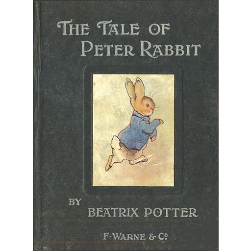 The tale of Peter Rabbit Lite LOGO-APP點子
