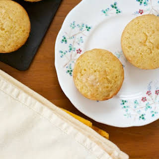 Glazed Lemon Muffins.