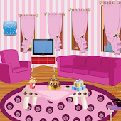 Room Decoration - Girl Game