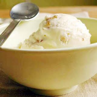 Frozen White Chocolate and Hazelnut Mousse.