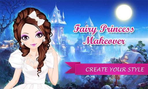 Fairy Princess Makeover Salon