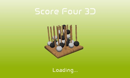 Score Four 3D - screenshot thumbnail