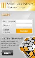 Screenshot of Schilling & Partner