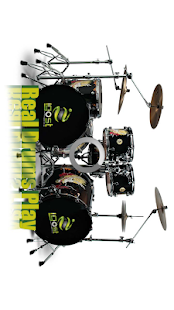 Real Drums Play Drum Kit