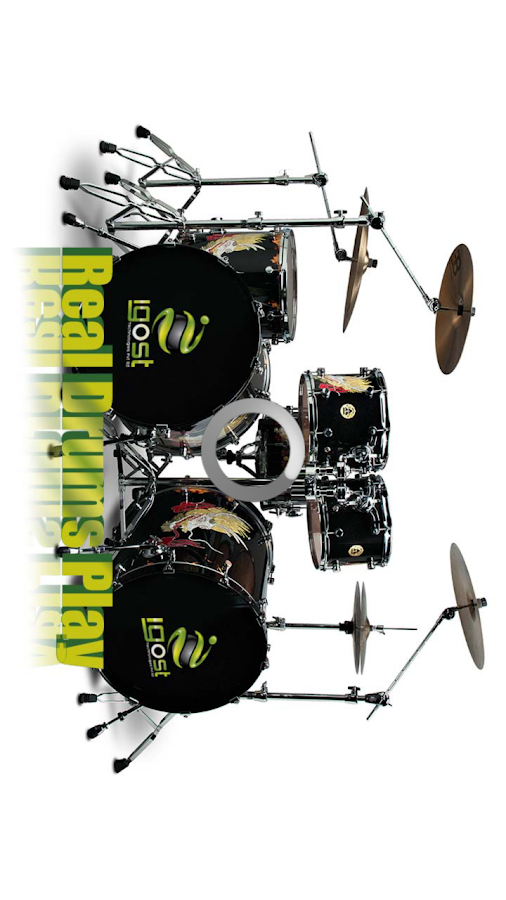 Real Drums Play ( Drum Kit )- screenshot