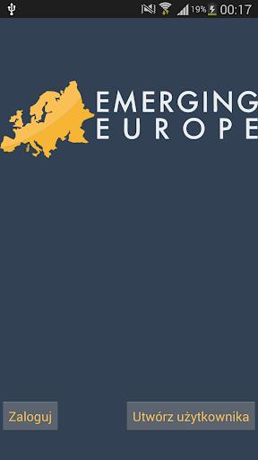 Emerging Europe 2014