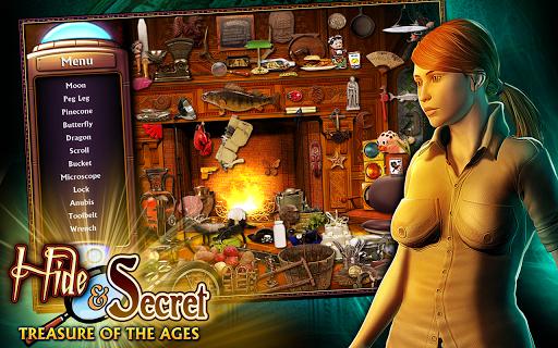 Hide and Secret Treasures