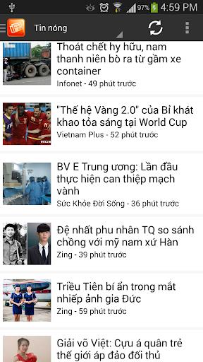 Doc Bao - Tin tuc Hot 24h