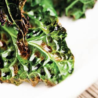 Grilled Lacinato Kale.