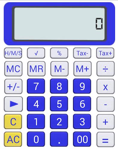 Casio Classic Calculator