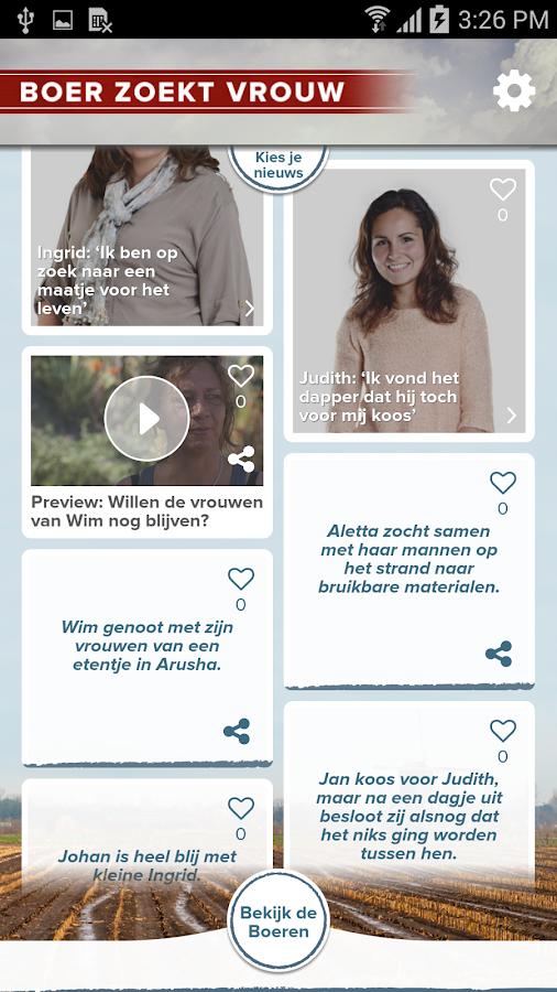 Boer zoekt Vrouw- screenshot