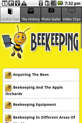 Beekeeping- screenshot