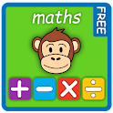 Primary School Maths for Kids icon