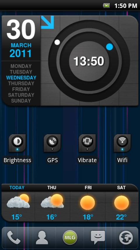 Make Look Good - Widget Themes- screenshot