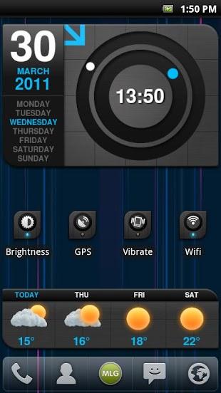 Make Look Good - Widget Themes- screenshot thumbnail