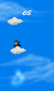 Jumping Little Ninja Android- screenshot thumbnail