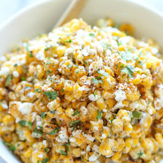 Mexican Corn Dip.