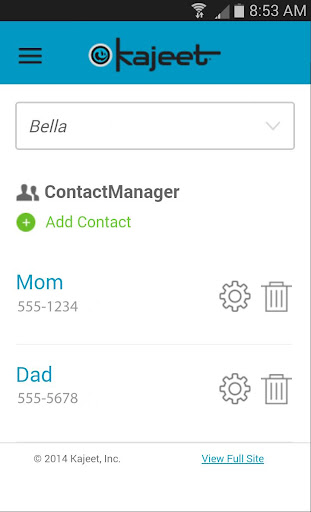 【免費工具App】Kajeet Parental Controls-APP點子