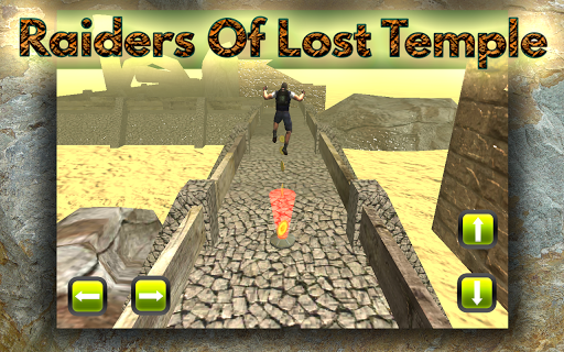Raiders Of Lost Temple
