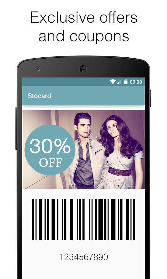 Stocard - Rewards Cards - screenshot