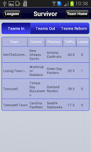 MFS Fantasy Football- screenshot thumbnail