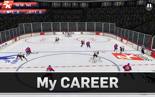NHL 2K Screenshot 11