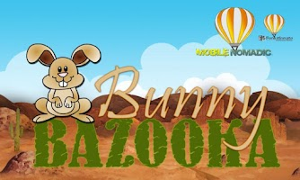 Screenshot of Bunny Bazooka: Animal Cannon