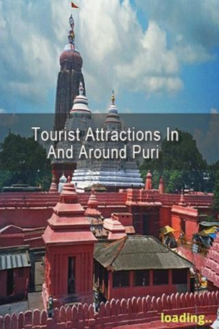 Tourist Attractions Puri