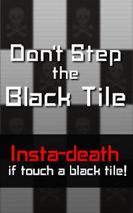 不要踩黑塊