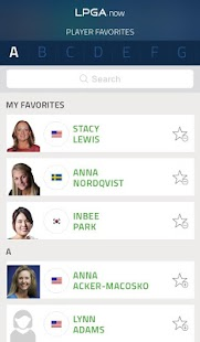 LPGA Now - screenshot thumbnail