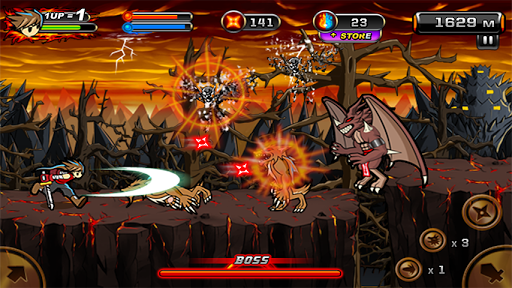 Devil Ninja 2 2.9.4 screenshots 2