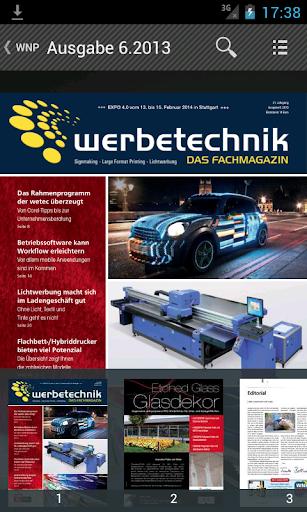 WNP Verlag Publikationen