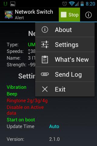 【免費工具App】Network Switch Alert-APP點子