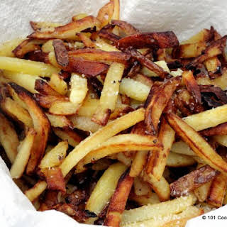 Grilled French Fries.
