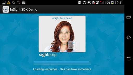 InSight Face Analysis Demo