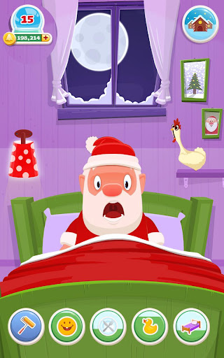 My Newborn Santa - screenshot