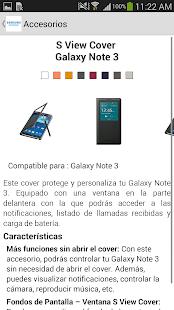 【免費商業App】Samsung Accesorios-APP點子