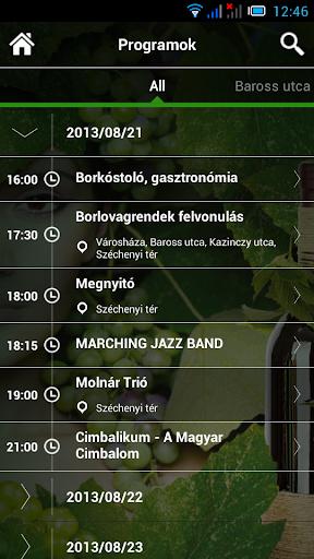 免費娛樂App|Győri Bornapok 2014|阿達玩APP