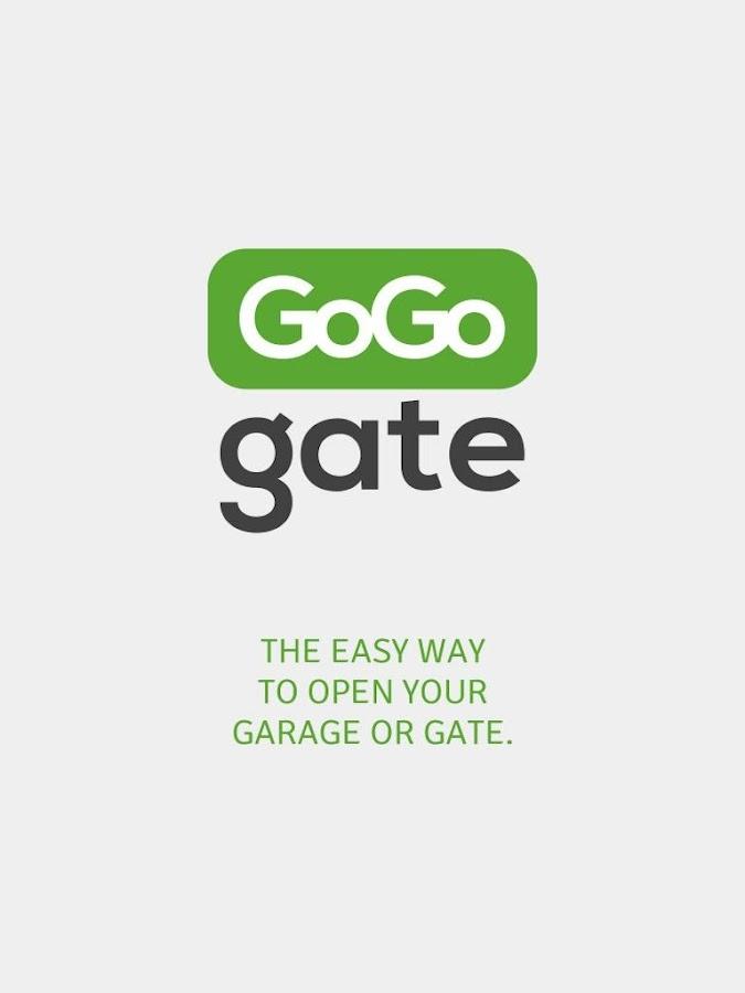 Gogogate open garage door android apps on google play for App to open garage door
