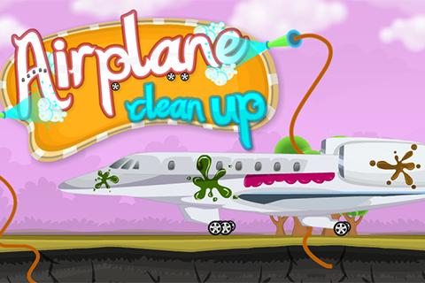 Airplane Cleanup